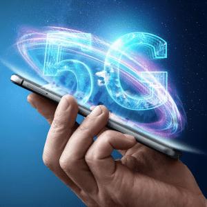 O 5G está próximo!