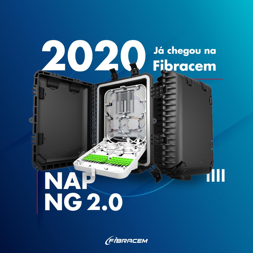 CTO NAP NG 2.0 – O que já era bom, ficou ainda melhor!