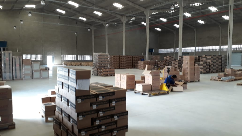 Nova Fábrica da Fibracem em Linhares (ES) é inaugurada