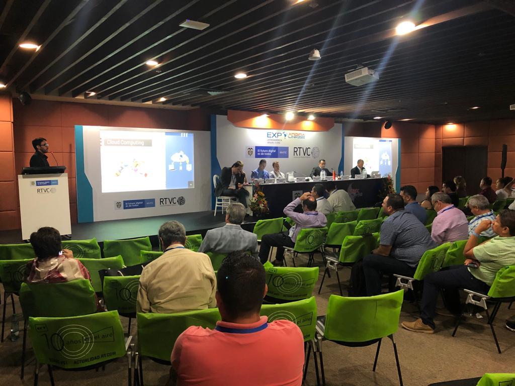 Fibracem marca presença na Expo Andina Link 2020
