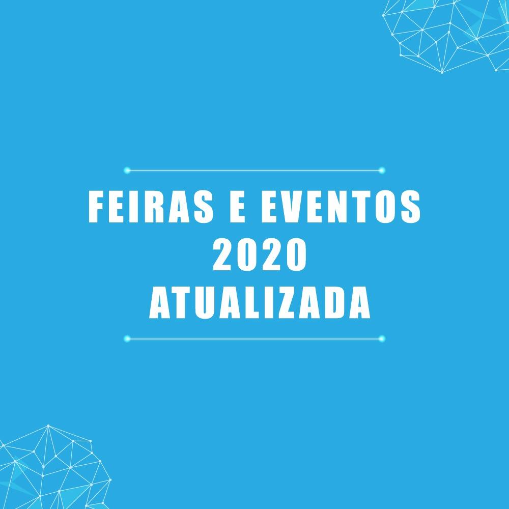 Feiras e Eventos de Telecom em 2020 que participaremos!
