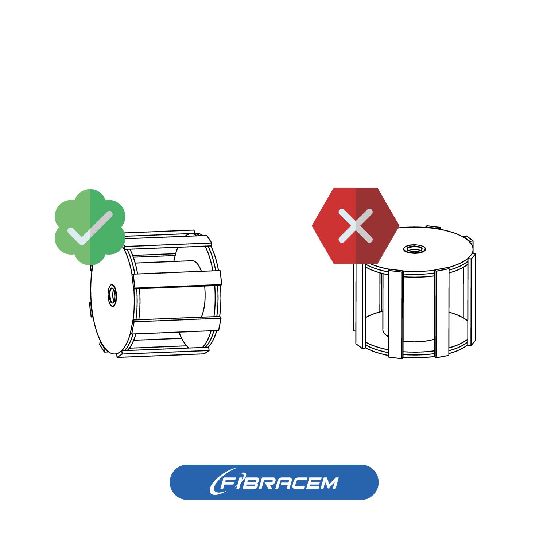 Read more about the article Guia de como transportar e armazenar corretamente bobinas de cabo óptico