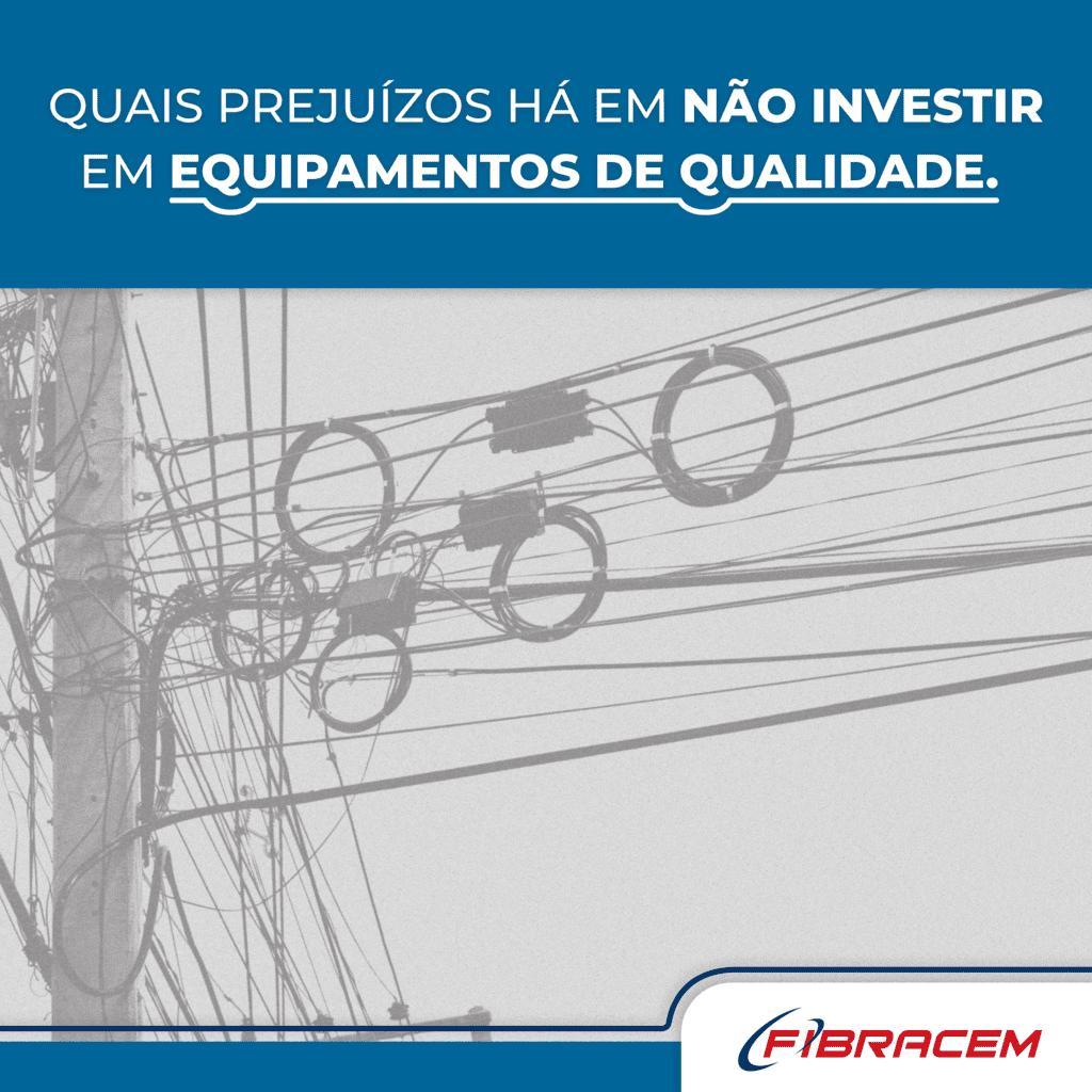 Read more about the article Quais prejuízos há em não investir em equipamentos de qualidade