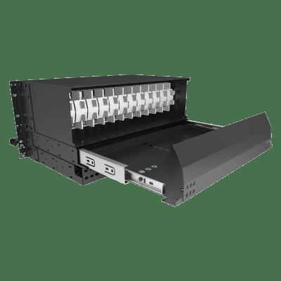 Distribuidor Interno Óptico DIO 72 Fibras Telecom