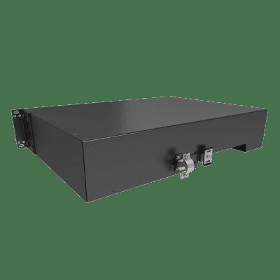 Distribuidor Interno Óptico DIO 48 Fibras Compacto