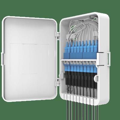 Box FTTA 1x8 SC UPC Adapt