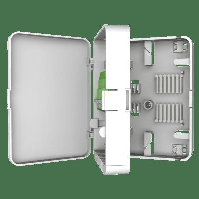 Box FTTA 1x8 SC APC Adapt Fusion