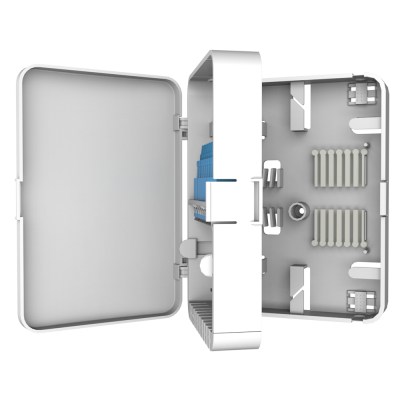 Box FTTA 1x8 SC UPC Adapt Fusion