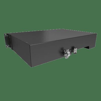Distribuidor Interno Óptico DIO 36 Fibras Compacto