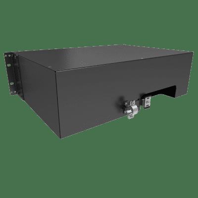 Distribuidor Interno Óptico DIO 72 Fibras Compacto
