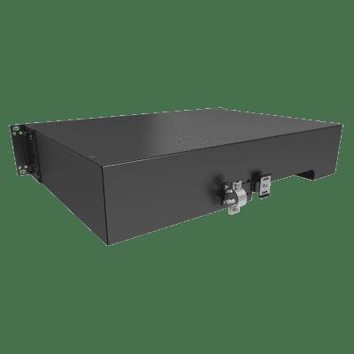Distribuidor Interno Óptico DIO 24 Fibras Compacto