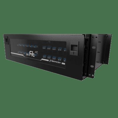 Distribuidor Interno Óptico DIO 72 Fibras Fit AC F2X 36 Cordões