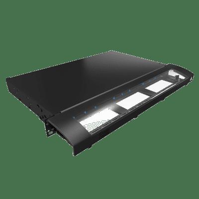 Distribuidor Interno Óptico DIO 36 Fibras Data Center F2x 18 Cordões