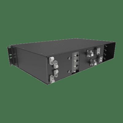 Distribuidor Interno Óptico DIO 48 Fibras Articulado