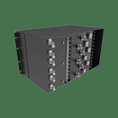Distribuidor Interno Óptico DIO 144 Fibras Articulado
