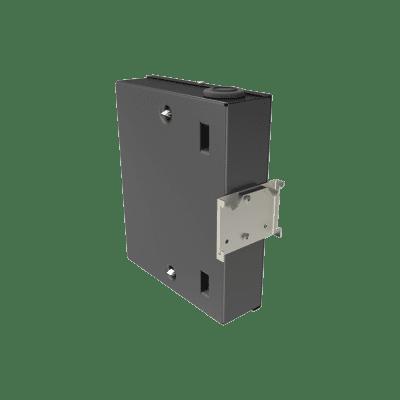 Distribuidor Interno Óptico DIO 12 Fibras Trilho Din Mini