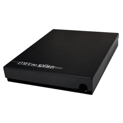 Distribuidor Interno Óptico DIO Splitter 1x8 SC APC Mini
