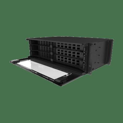 Distribuidor Interno Óptico DIO 72 Fibras FIT AC