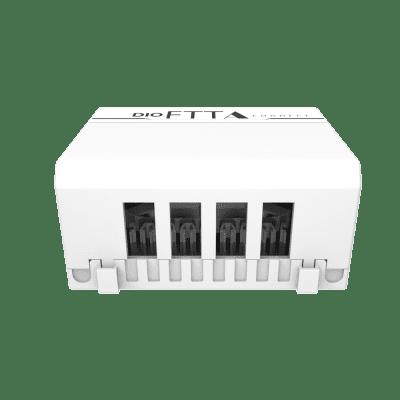 Distribuidor Interno Óptico DIO 1x8 SC APC FTTA Connect