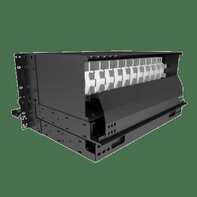 Distribuidor Interno Óptico DIO 144 Fibras Telecom