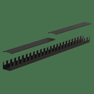guia de cabo para rack