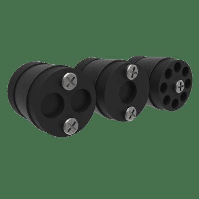 Derivador SVM para Caixa de Emenda Óptica