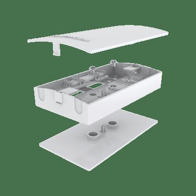 Terminador Óptico 6 Fibras Fit