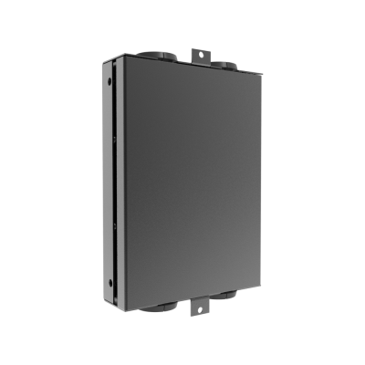 Terminador Óptico 12 Fibras Metálico