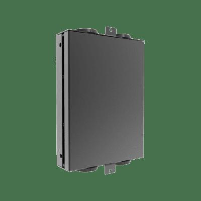 Terminador Óptico 6 Fibras Metálico