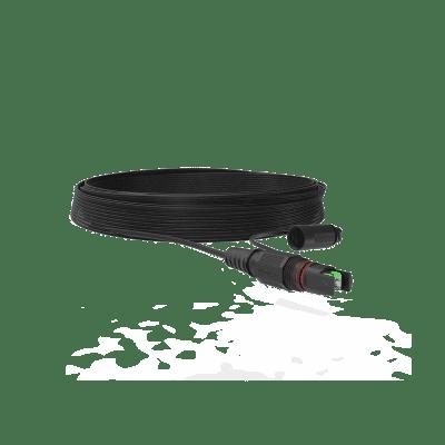 Cabo Óptico Conectorizado AIRBOND Mini Drop SC APC