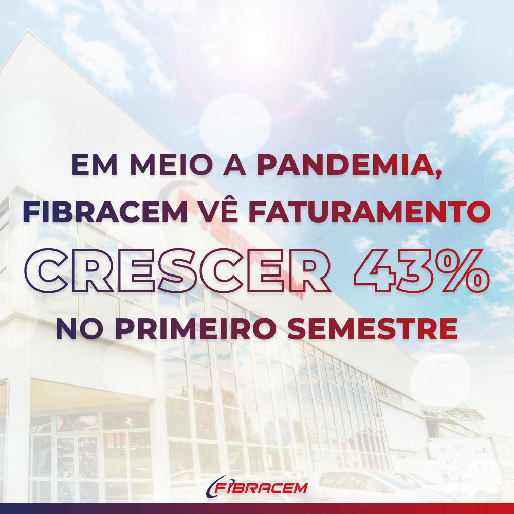 Read more about the article Em meio a Pandemia, Fibracem vê faturamento crescer 43% no primeiro semestre